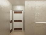 Дизайн-проект трёхкомнатной квартиры на ул. Согласия