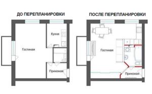 перепланировка квартир в Калининграде